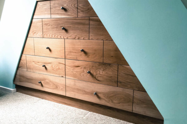Oak Loft Drawers