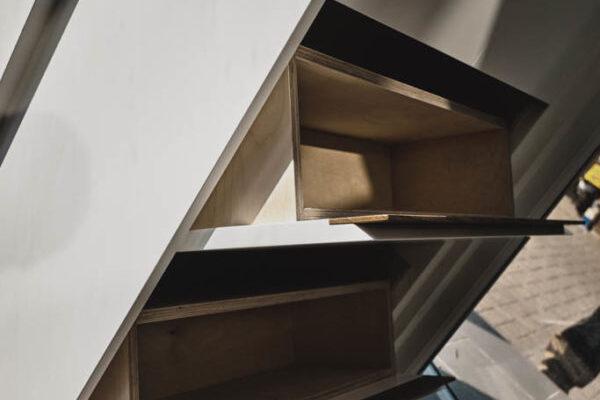Shoe and Coat storage
