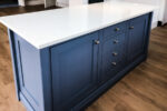 Traditional Shaker Kitchen with beaded face frame